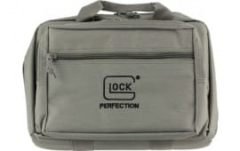 Glock AP60301 Double Pistol Case Gray