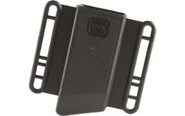 Glock MP17176 Small Magazine Pouch 9mm/40S&w/357ACP/45GAP Universal for Glock Holster (Except 36) Polymer Black