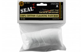 SEAL1 1010 .270-.35 Cleaning Patch 100CT