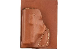 Hunter Company 25007 Kahr P380 Pocket Brown Leather
