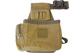 Birchwood Casey 06812 Shell Bag with Belt Canvas