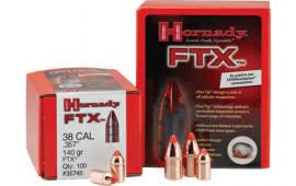Hornady 2812 Bull .284 120 FTX 100