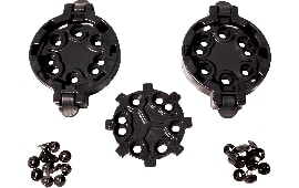 Blackhawk 430950BK Serpa Quick Disconnect Kit Polymer Black