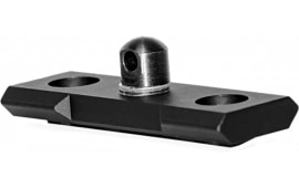 "Grovtec US Inc GTSW240 Bi-Pod Stud Mount M-Lok Steel 2.3"""
