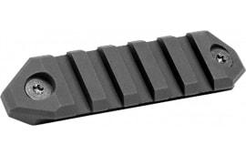 """Advanced Armament 64267 Squaredrop Accessory Rail Squaredrop AR-15 6061-T6 Aluminum 3.08"""" x 0.83"""" x 0.37"""""""