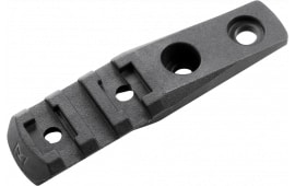 "Magpul MAG587-BLK M-LOK Cantilever Rail/Light Mount Polymer Black 3.15"" M-LOK mount to Picatinny"
