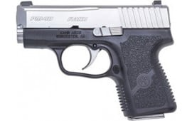 Kahr Arms UDPM4043NA PM40 3 Black Poly Matte SS NS Used