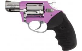 Charter Arms 53869 Chic Lady 2 Magenta HI Polish 5rd Revolver