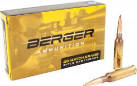 Berger Bullets 31010 6.5 Creedmoor 140 GR Hybrid Hunter - 20rd Box