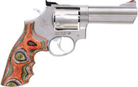 "Taurus 2660049HWD2 66 357 4"" Hogue Lamo Grip Revolver"