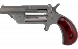 NAA 22MCR Ranger II BT 22LR/22MAG 1 5/8IN Revolver