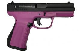 FMK Firearms G9C1G2PLM 9C1 G2 DAO 4 MS Raspberry 10rd