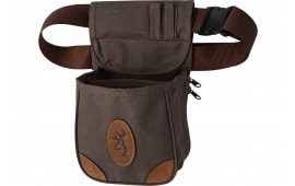Browning 121388692 Lona Canvas Pouch FLT/BRN