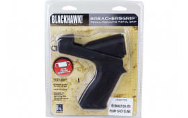 Blackhawk K02200C BreachersGrip Pistol Grip Stock Moss 88/500/535/590/835 Poly Black