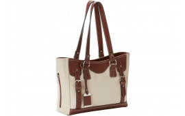 Bdog BDP-052 Tote MED Purse HLSTR SAND/STONE