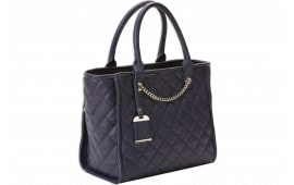 Bdog BDP-059 Tote Quilted NYL Purse HLSTR Navy