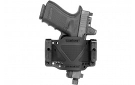 Limb 12507 Cross Tech Holster CLIP-ON- Black