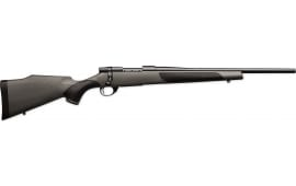 "Weatherby VCT222RR0O Vanguard Series 2 Carbine Bolt 20"" 5+1 Synthetic w/Rubber Panels Gray Stock Blued"