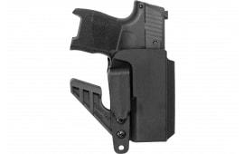 Comptac EV2 Appdix IWB HLSTR Kydex 1911 RH Black