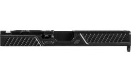 ZEV SLD-Z17-3G-CIT-RMR-DLC Stripped 17 Slide Black