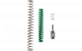Apex Tactical Specialties 103106 Duty/Carry Spring Kit S&W J Frame Metal Stainless/Green 1 Kit