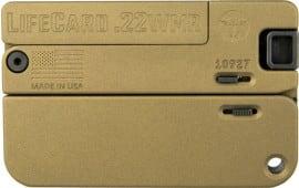 Trailblazer Firearms LC2-BB Lifecard Single Shot Burnt Bronze