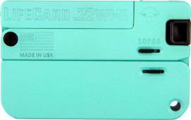 Trailblazer Firearms LC2-REB Lifecard Single Shot Robin EGG Blue