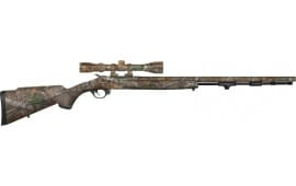 Traditions R677444421 Pursuit G4 U-LIGHT .50 RT Edge Camo w/3-9x40