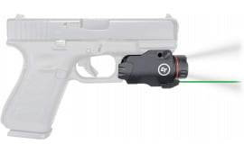 Crimson Trace CMR207G Railmaster Green Laser Black