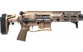 "Maxim MXM-PDX Pistol W / SCW-PDW Brace and Hate Break - 5.5"" BBL - .300 Blackout 20rd - FDE- MXM-47822"