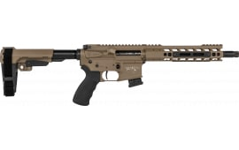 Alex PHI17DEVE Highlander Pistol 17HMR FDE