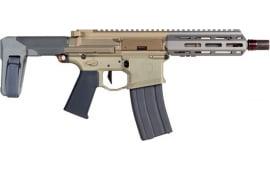 Q HB-300BLK-7-PISTOL Honeybadger 300 Blackout 7 Pistol