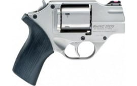 "Chiappa CF340.218 White Rhino 357 200DS 2"" Brushed Nickel 6rd Revolver"