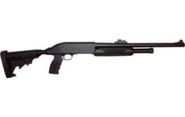 Ithaca Gun TD1218PAB M37 Defense 18 RS Adjustable Stock Breacher 5rd Shotgun