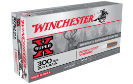 Winchester Ammo USA300BLKX Best Value 300 AAC Blackout/Whisper (7.62x35mm) 200  GR Full Metal Jacket OT - 20rd Box