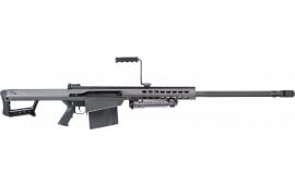 "Barrett 12353 M82A1 Semi-Auto 29"" 10+1 Fixed Black Parkerized"