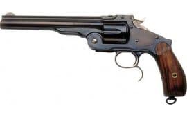 Taylors and Company 0867 Uberti Schofield Russian 6.5 Blue Revolver