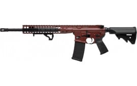 LWRC ICDIR3FDR16 IC DI 300 Blackout Flat Dark RED