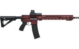 Alex Pro Firearms RI038M 223WYLDE 40rd 512 Eotch Crimson Stealt