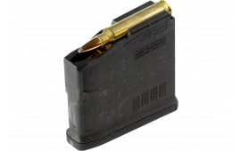 Magpul MAG698-BLK Pmag Bolt Action 300 Win/257 Weatherby/264 Win/270 Weatherby/7mm Rem/300 H&H 5 Round Polymer Black