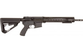 "Adams Arms RA145MXLPTEV Tactical Evo Mid 14.5"" SA 30+1 6Pos Black"