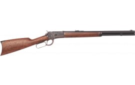"Taylors and Company 424 1892 Lever Action Rifle 24"" 12+1 Walnut Oil Finish Stock Blued Barrel/Case Hardened Receiver"