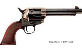 Taylors and Company 556201 Short Stroke Smoke Wagon 4.75 Revolver