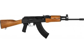 Century Arms RI12937 Wasr Paratrooper 762X39 Rifle Wood