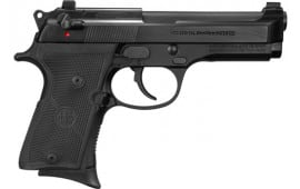 "Beretta 92X FR Compact Semi-Automatic Pistol 9mm 13rd 4.3""BBL - Includes 3 Magazines - GJ92C921"