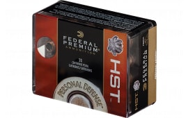 Federal P45HST1S Premium Personal Defense 45 ACP HST 230 GR/25Case - 20rd Box