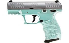 Walther 5082512 CCP M2 3.54 FS8rdSS/ANGEL Blue Polymer