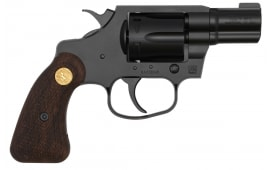 "Colt COBRA-MB2WBB Night Cobra 38+P 2"" Wood Revolver"