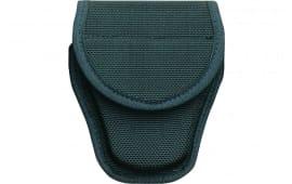 """Bianchi 17390 Covered Cuff Case 7300 Fits Belt Width 2"""" & 2.25"""" Black Accumold"""