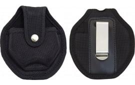 Uzi Accessories Uzicuffcs Handcuff Case Black Nylon